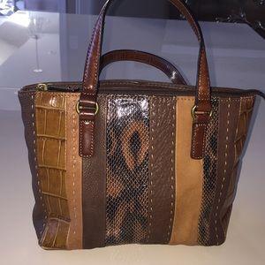 Fossil women's vintage bag
